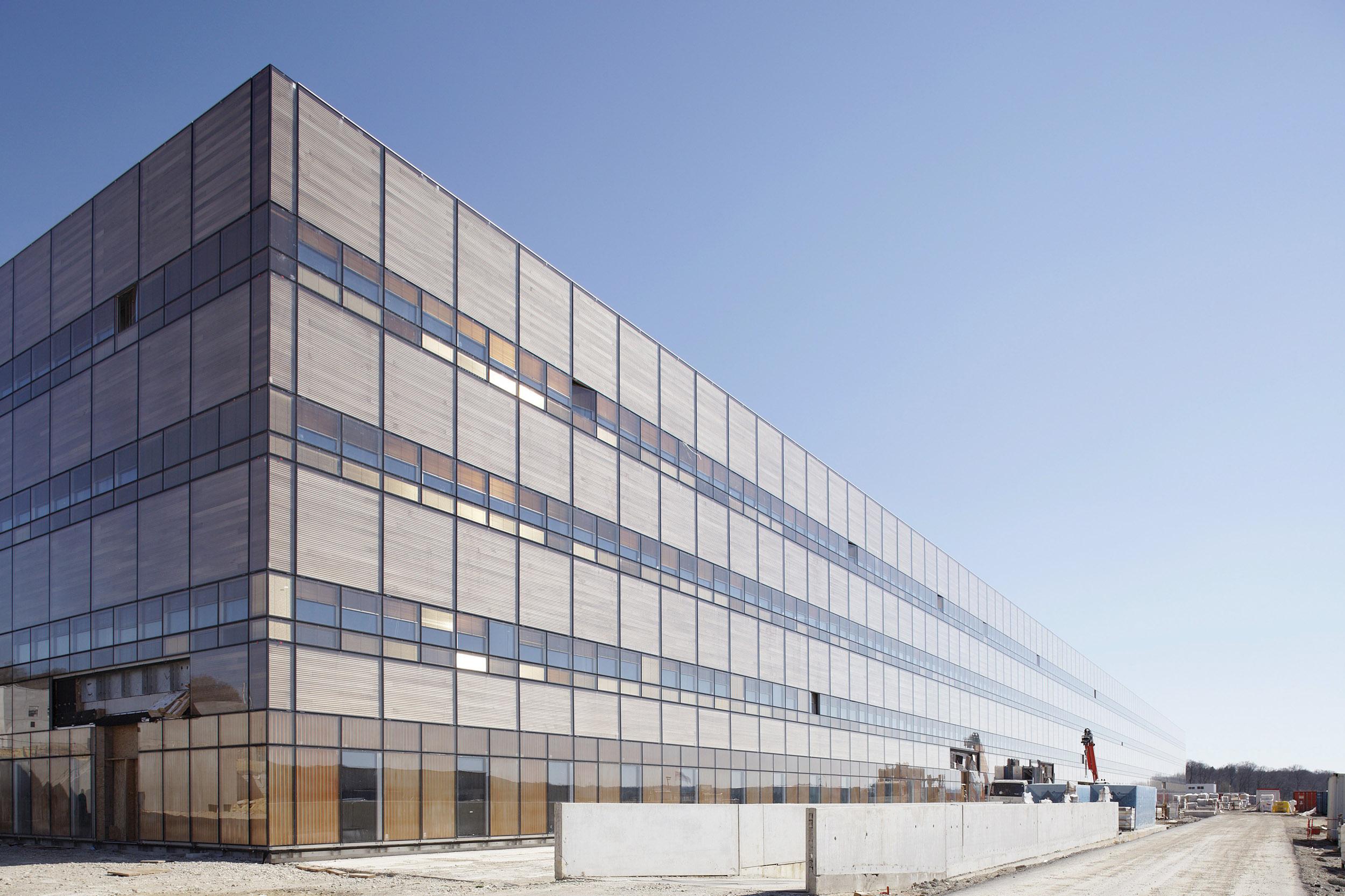 BRUNET SAUNIER ARCHITECTURE | HÔPITAL BELFORT | Daniel MOULINET