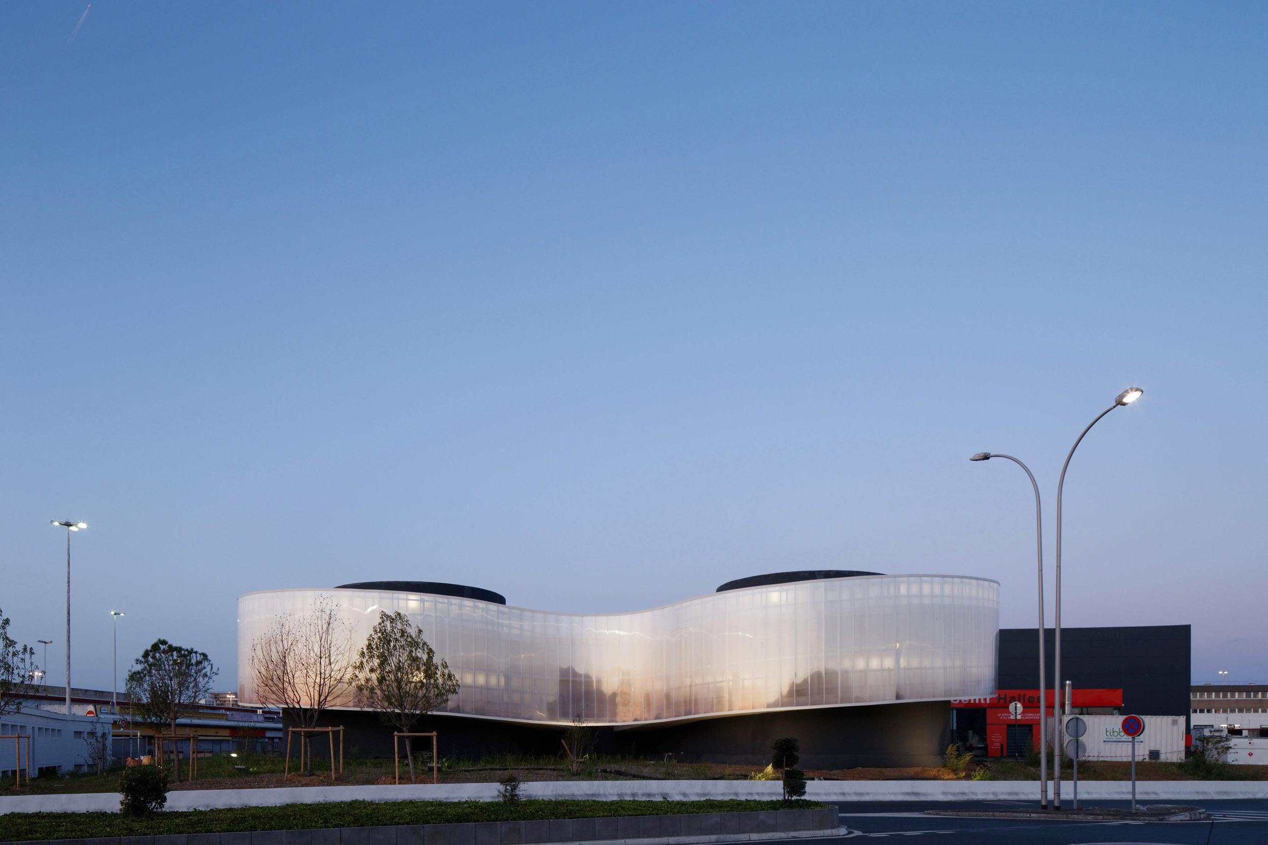 ENIA ARCHITECTES | RUNGIS