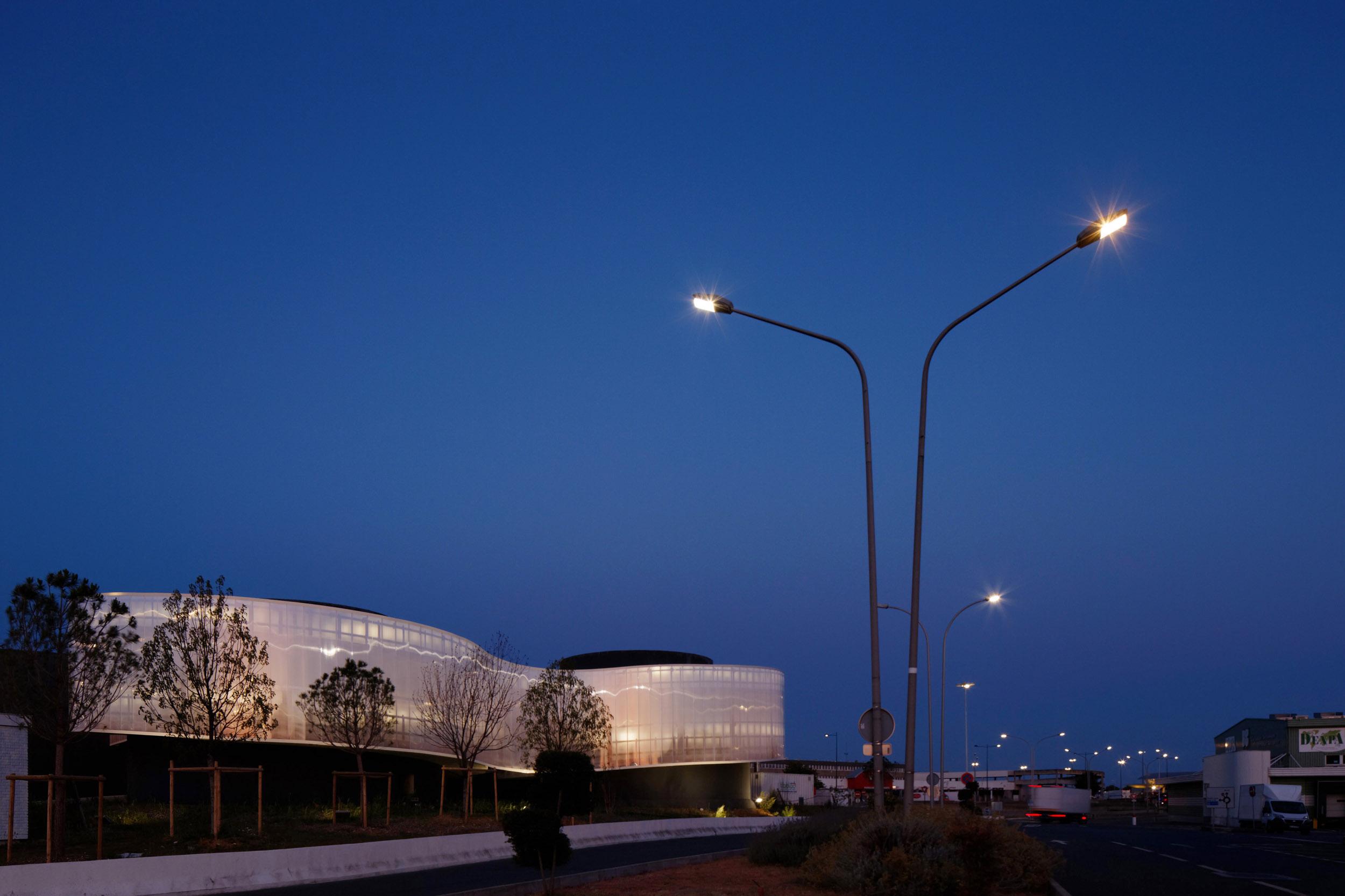 ENIA ARCHITECTES | RUNGIS | Daniel MOULINET