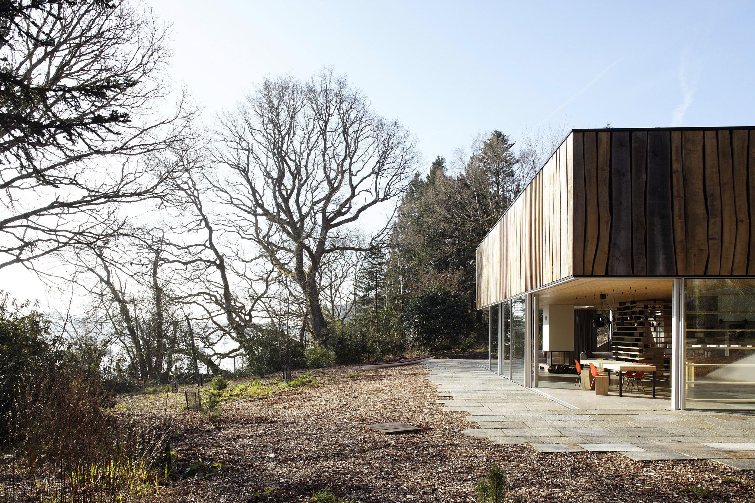 LODE ARCHITECTURE | MAISON PLOMELIN | Daniel MOULINET