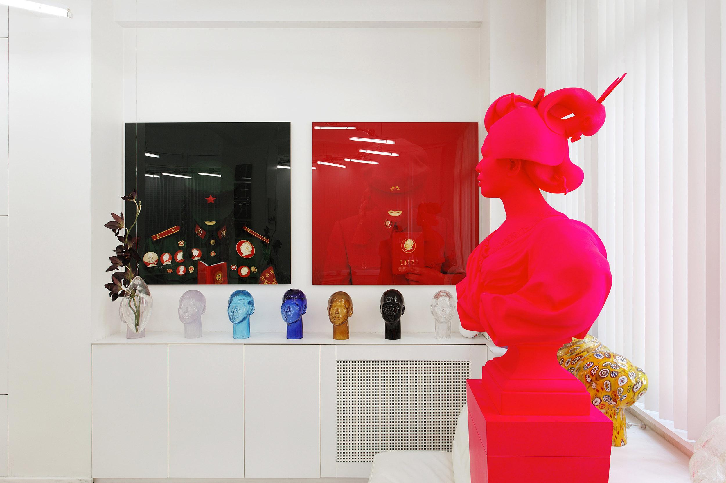 WONDERLAND PRODUCTIONS | LOFT PARIS | Daniel MOULINET