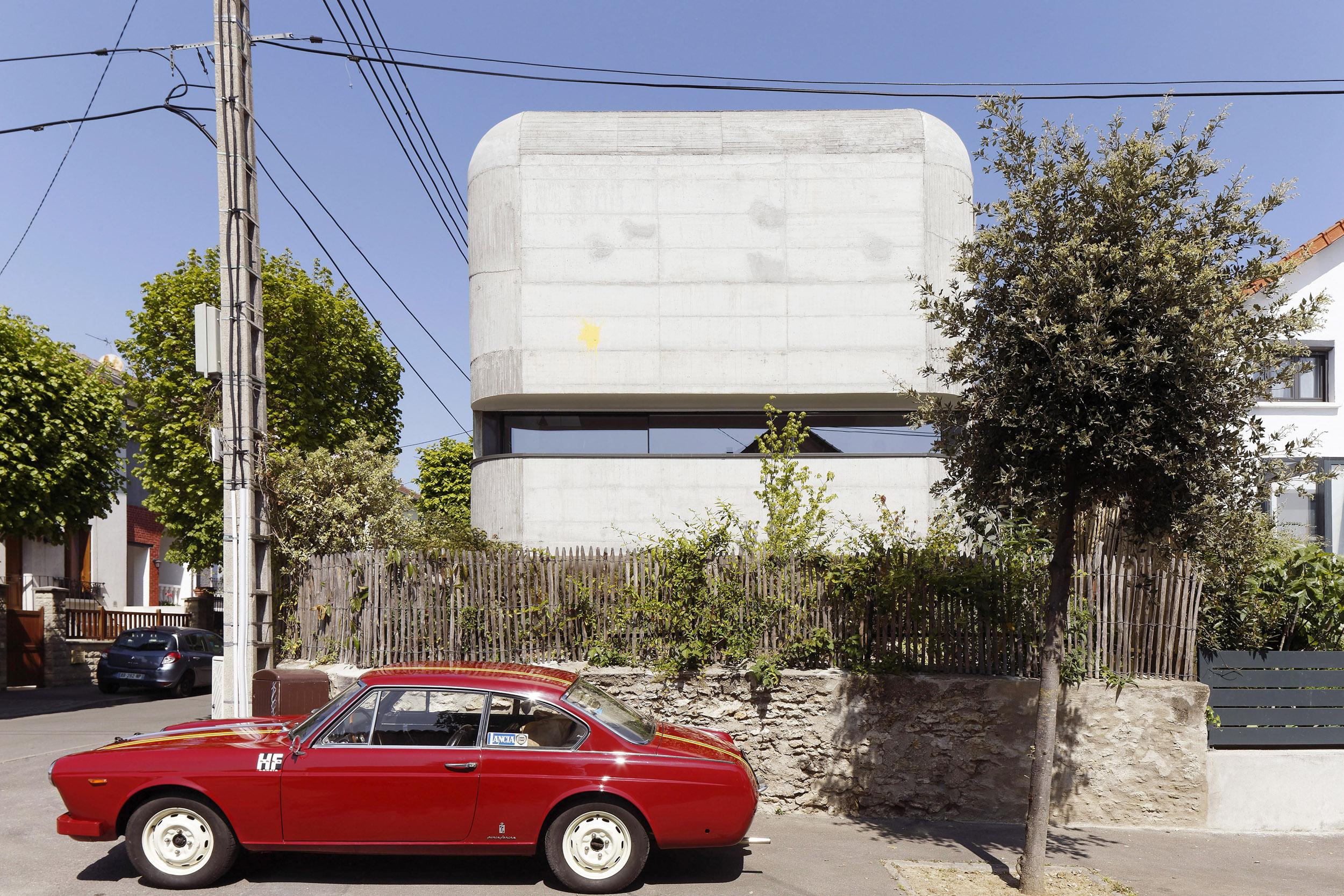 WILD RABBITS ARCHITECTURE | MAISON EPINAY