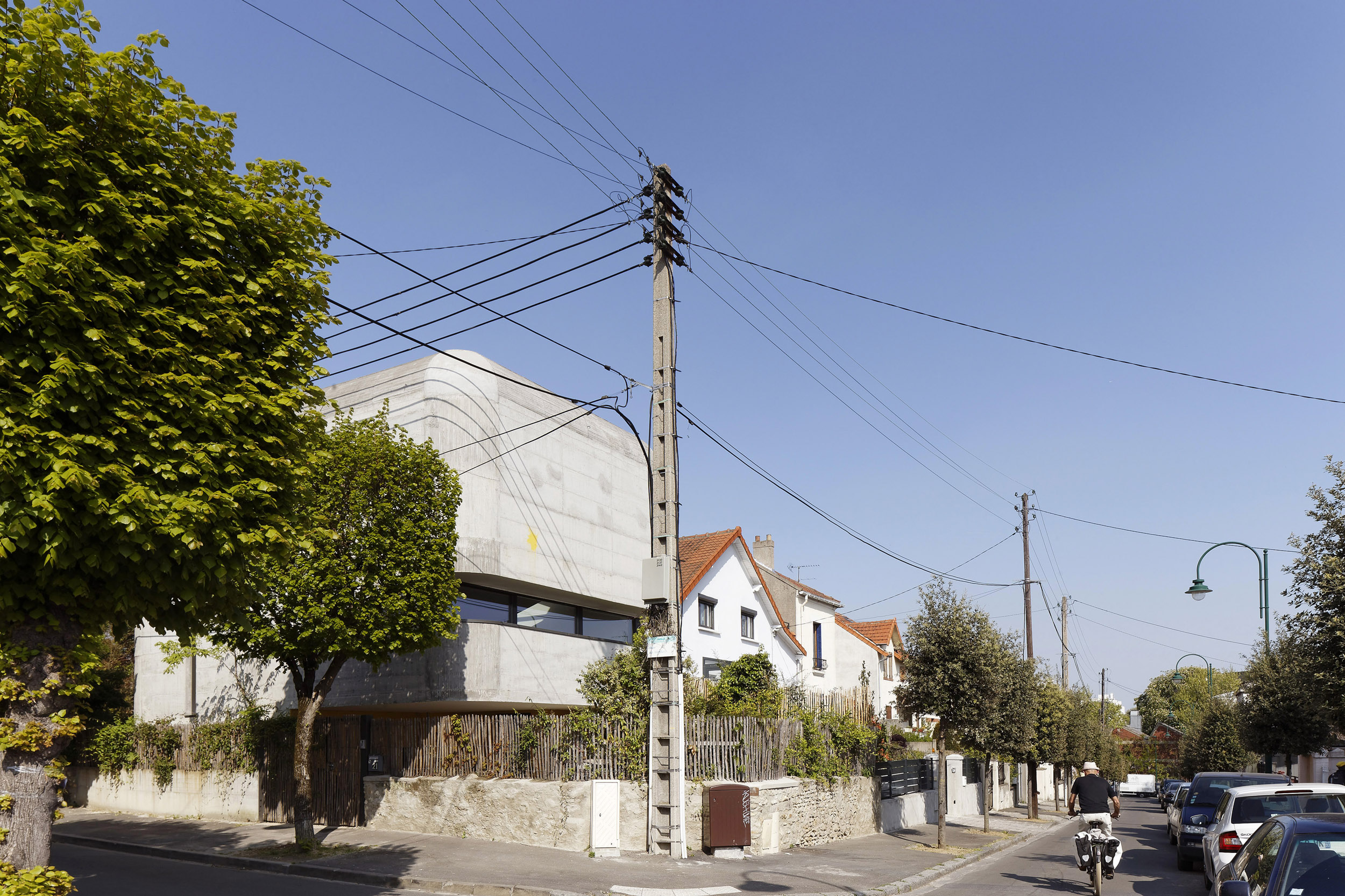 WILD RABBITS ARCHITECTURE | MAISON EPINAY | Daniel MOULINET