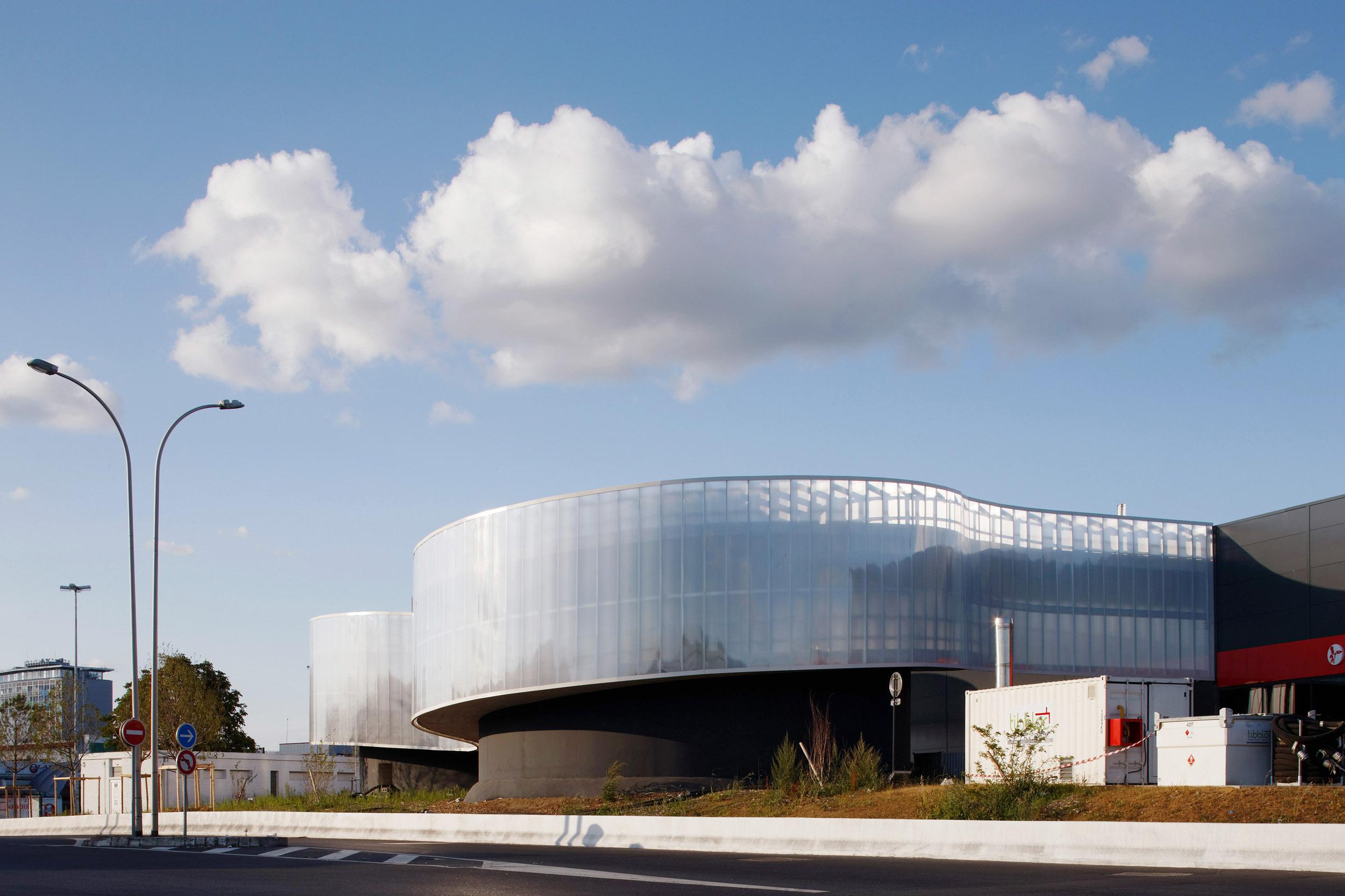 ENIA ARCHITECTES   RUNGIS   Daniel MOULINET